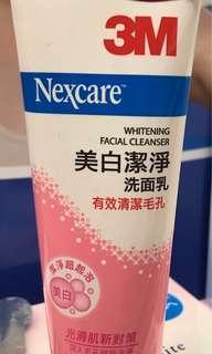 3M NEXCARE (Vitamin C) whitening Facial Cleanser