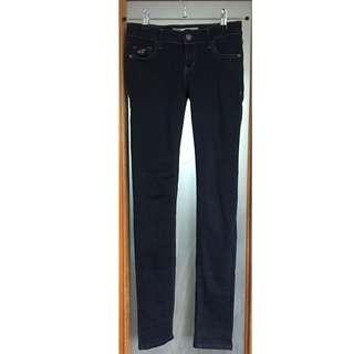 2️⃣Hollister low rise super skinny jeans