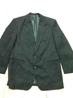 #FEBP55 Men's dark green Blazer