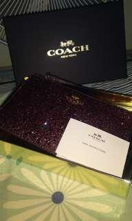 Coach wrislet original wallet