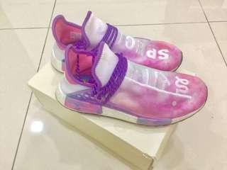 d5eb9dc439a3d Adidas x Pharrel Williams HU NMD  Holi Powder Dye