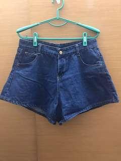 🚚 褲裙 牛仔短褲