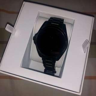 MICHAEL KORS SMART WATCH BLACK