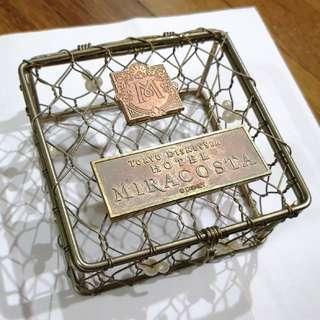 Tokyo disneysea vintage cage box #MMAR18