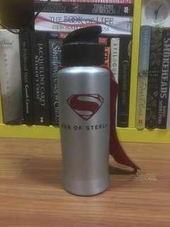 Superman/ Man Of Steel Thumbler (Limited Edition)