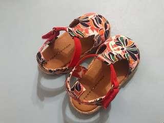 🚚 新年快樂大特價🎊Tommy Hilfiger 女嬰學步鞋