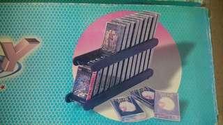 Rak kaset