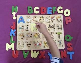 🚚 ABC Puzzle
