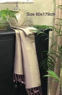 🚚 Luxury Thai Silk Shawl