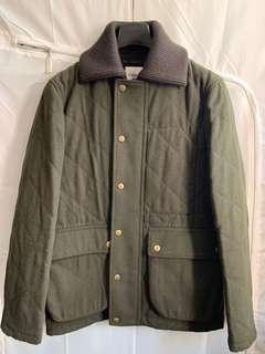 UNIQLO MEN's JACKET 軍綠色