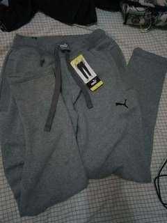 Authentic Puma fleece pants brandnew with tag