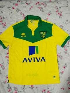 Norwich City Home Shirt 2014-15