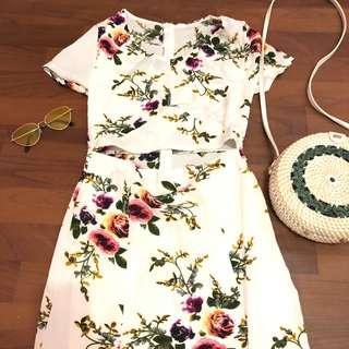 Flower Dress summer