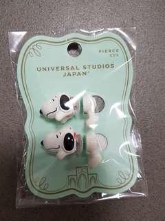 🚚 Snoopy earrings