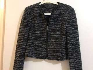 Forever New Jacket - Tweed Style