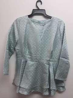 Peplum/Baju Nikah Tunang/Dress Nikah tunang
