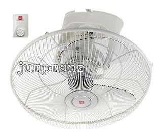 """KDK 16"""" Auto Fan KQ409 (Brand New, Oscillating Fan)"""