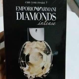 giorgio armani parfum diamonds intense
