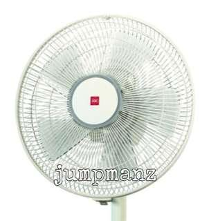 """KDK 12"""" Stand Fan PL30H White (Cheapest, Brand New)"""