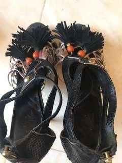 Black Heels (🆓postage)