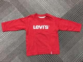 🚚 BN Baby Levi's shirt