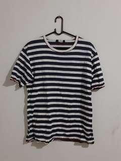 BnW Stripped T-Shirt
