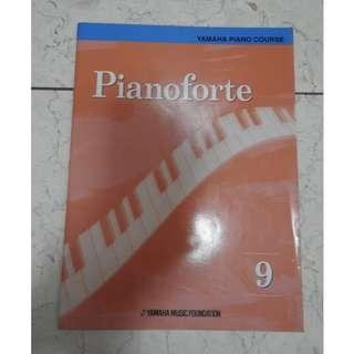 PIANO FORTE 9th Edition By YAMAHA