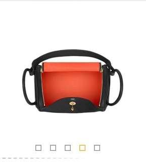 Hermes Lindy 30 two tone verso swift gold hardware