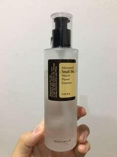 Cosrx Advanced Snail 96 Mucin Power Essence 100ml AUTHENTIC