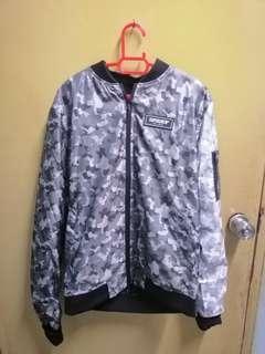 Supercrew Camouflage Jacket