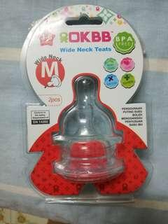 OKBB Teats (1 pc)  - medium size