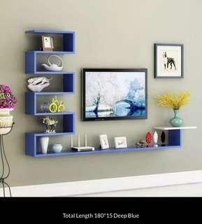 🚚 Wall shelves/TV Cabinet(preorder)