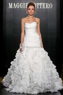 Brand New Sottero & Midgley Whitney Wedding Dress - Size 12