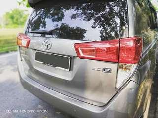 mpv for rent