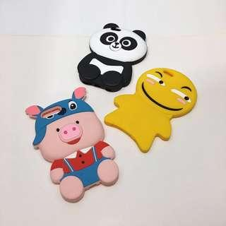 BRAND NEW 8plus 7plus 6splus 6plus stitch pig smiley iphone