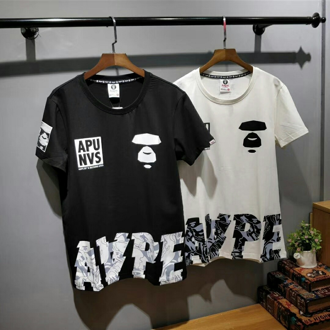 354a7c02 Aape T-shirt, Men's Fashion, Clothes, Others on Carousell