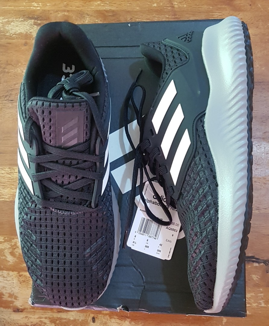 Adidas Alphabounce RC.2 running shoes size 9.5 US for women (or 8 US for  men) a42ef3167a8