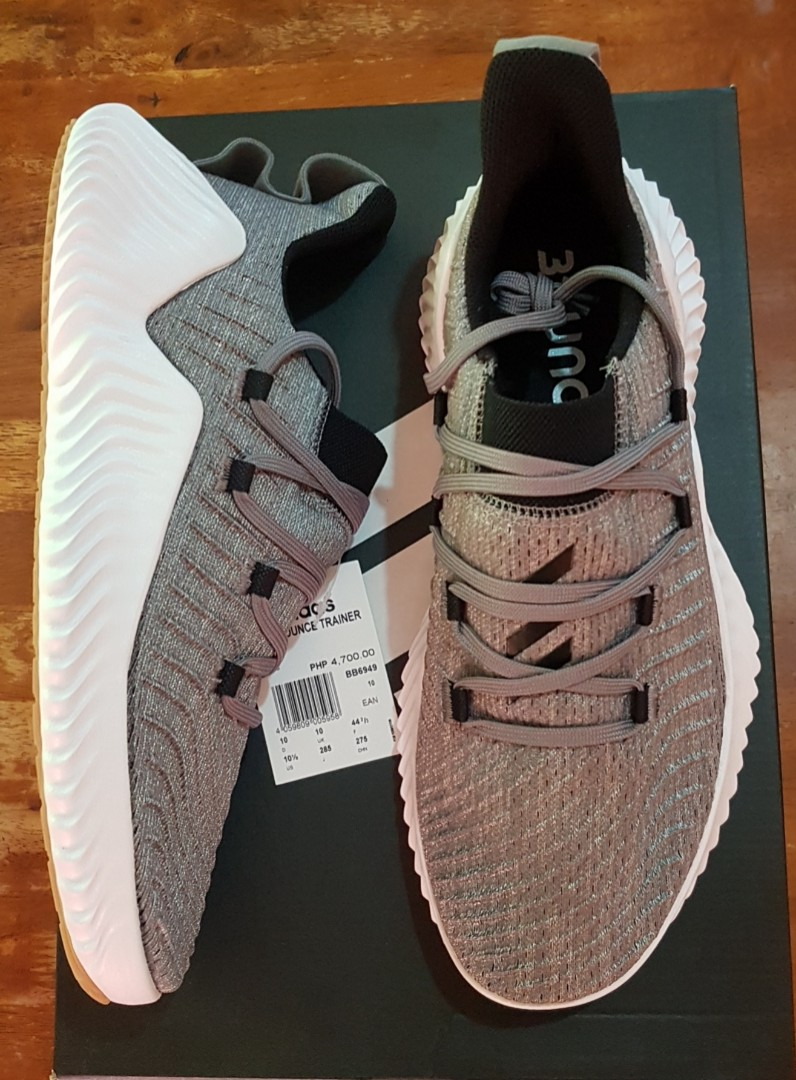 e662652e4e0a1 Adidas Alphabounce trainer size 9.5 US for men (fits 10-10.5) and ...