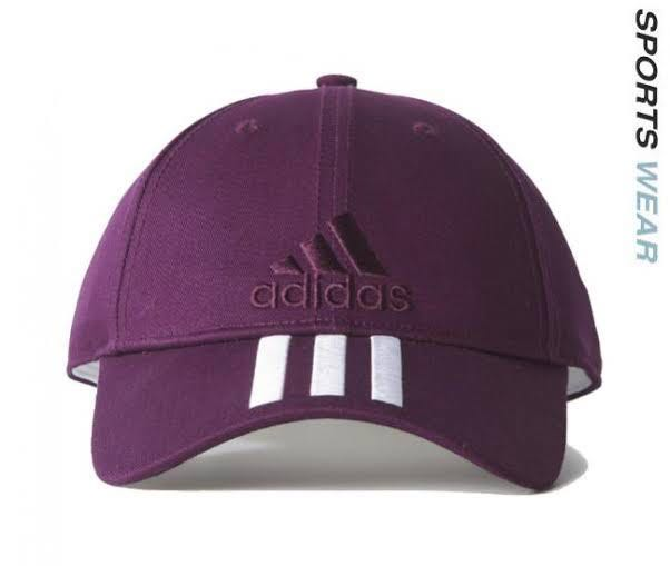 Adidas Training Classic 3-Stripes Cap - Purple 2132018f773