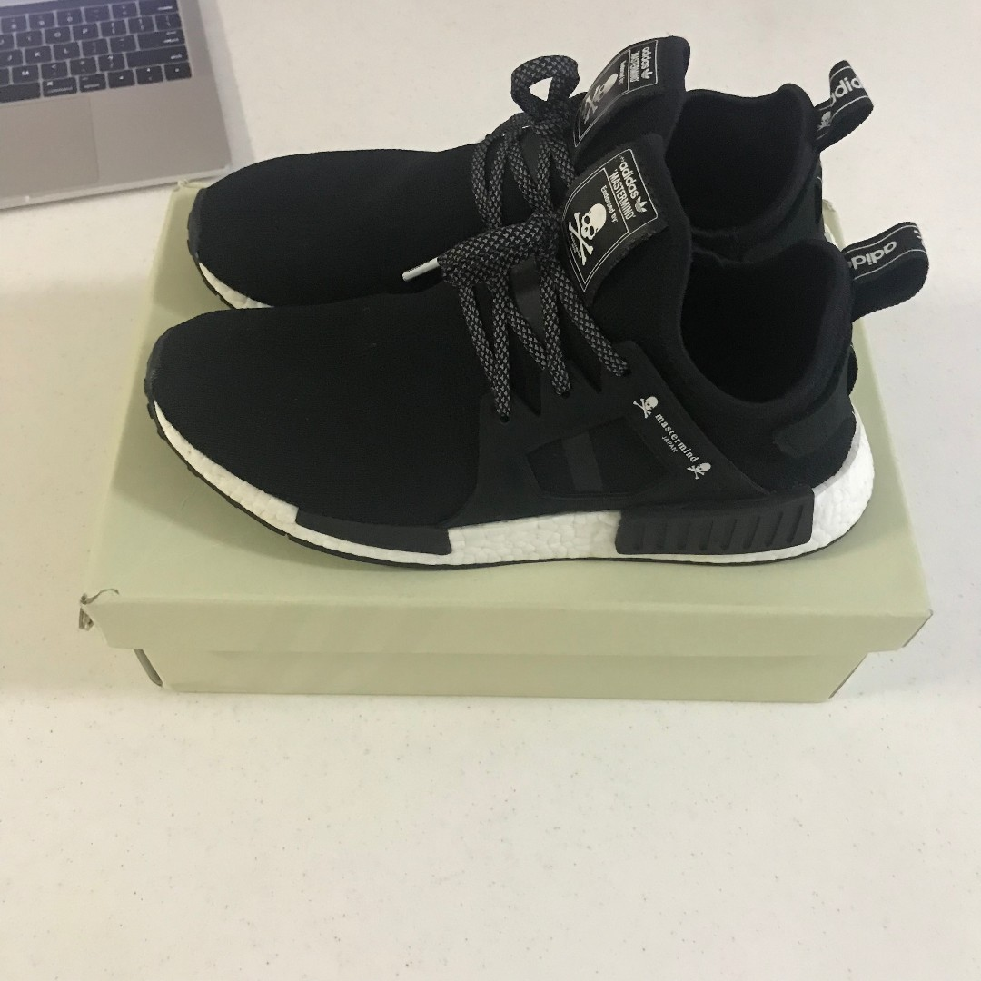 best loved 75f21 02a0e Adidas x Mastermind Japan NMD XR1