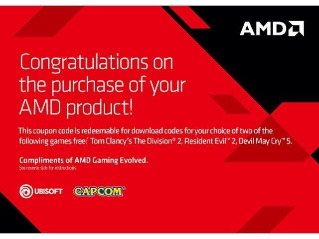 AMD game redeem voucher