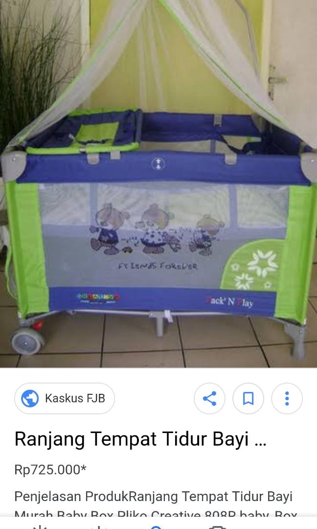 Baby Box Pliko