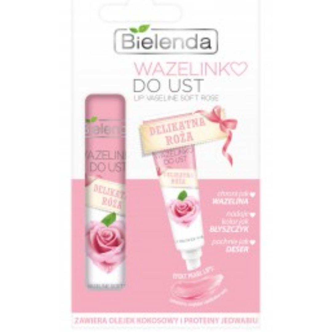 Bielenda Lip Vaseline Soft Rose 10g
