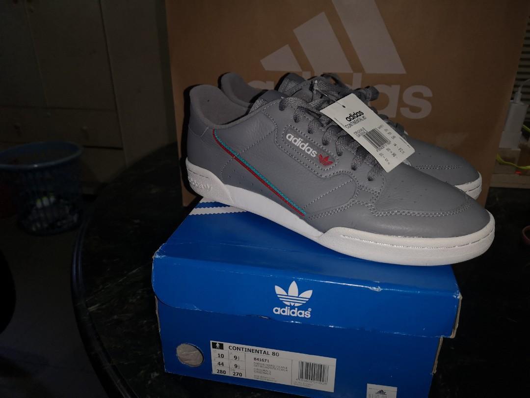 BNIB Adidas continental 80