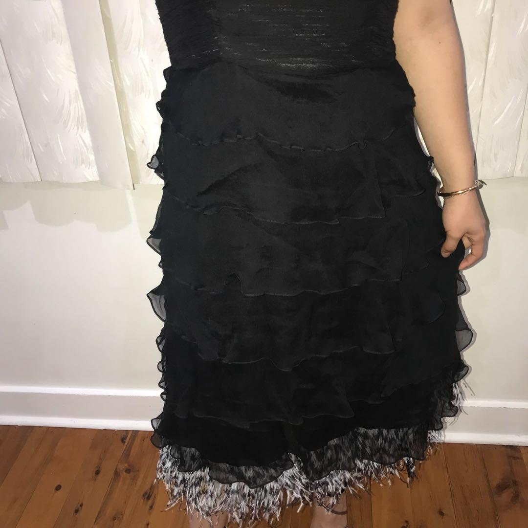 Bnwt women's DUSK formal party evening dress size 12