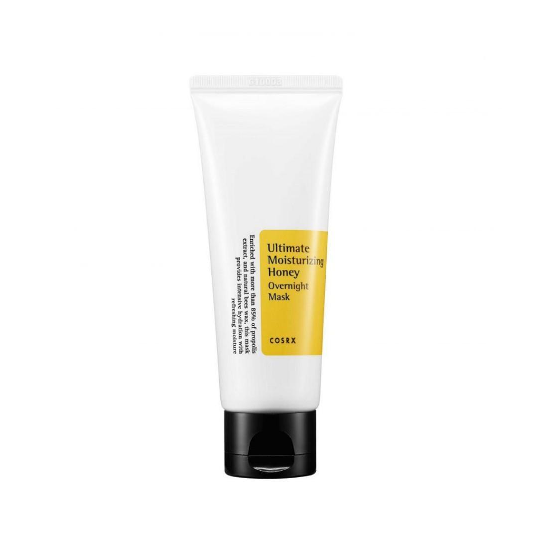 BRAND NEW COSRX Ultimate Moisturizing Honey Overnight Mask 60ml (R.R.P. $28)