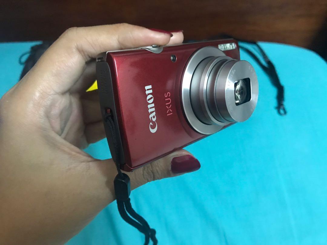 Canon Ixus Dijual Cepat