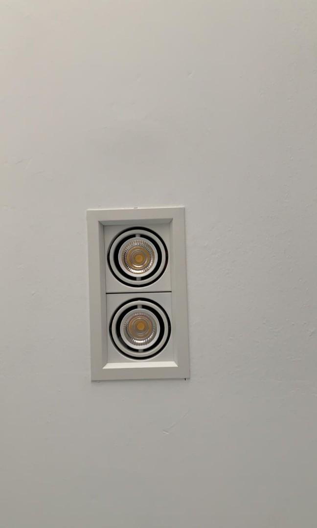 Ceiling COB spotlight downlight