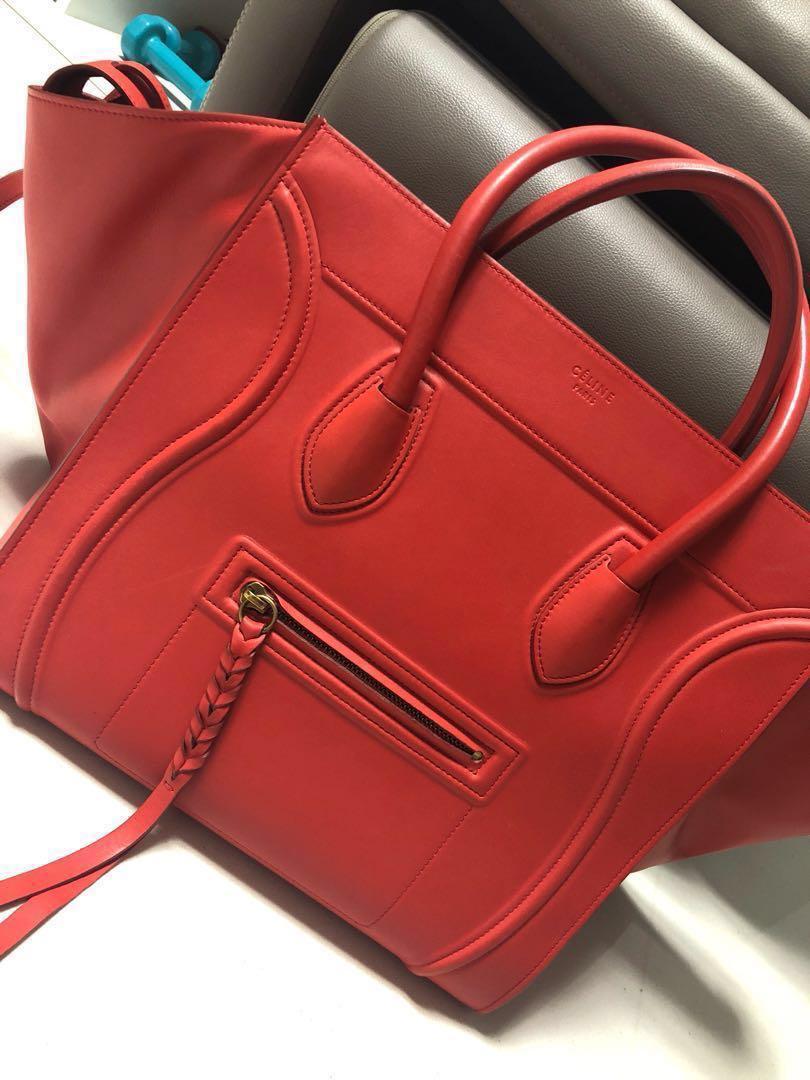 d31fc4aaa Celine Phantom Bag (rare color!), Luxury, Bags & Wallets, Handbags ...
