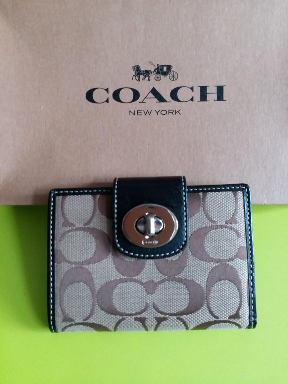 Coach Wallet(全新)